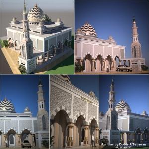 Masjid Jami Al-Mujahidin