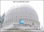 GRC Kubah Ornamen