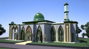 Masjid Al Muhajirin