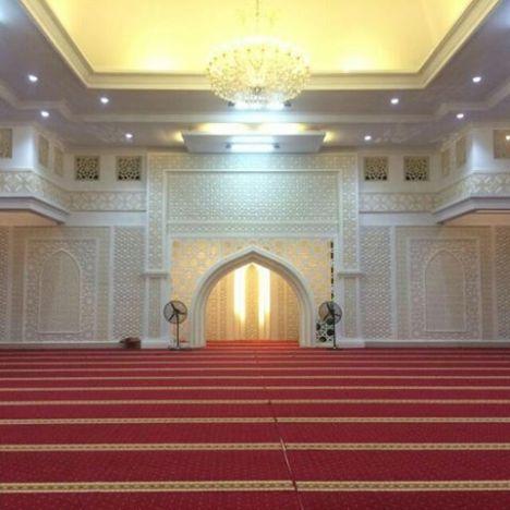 Mihrab Masjid Daarul Habib