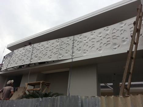 Design Facade untuk Bangunan Arsitekture Modern