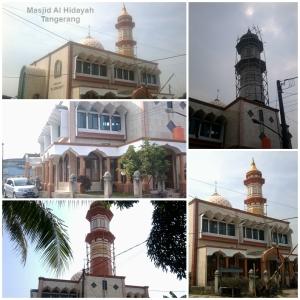 Masjid Al Hidayah Tangerang