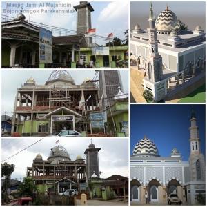 Masjid Jami Al Mujahidin