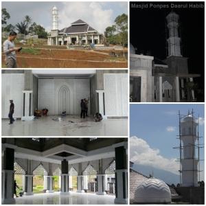 Masjid Ponpes Daarul Habib
