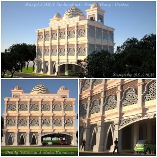 Masjid SMAN Sindanglaut - Cirebon