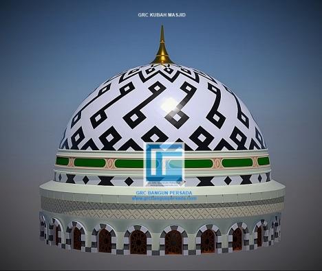 design-kubah-masjid
