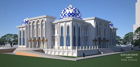 cats Masjid Islamic Center MT V2